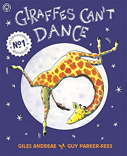 Giles Andreae & Guy Parker-Rees, Giraffes Can't Dance