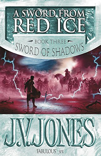 A Sword From Red Ice, UK cover