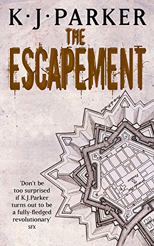 The Escapement, UK cover