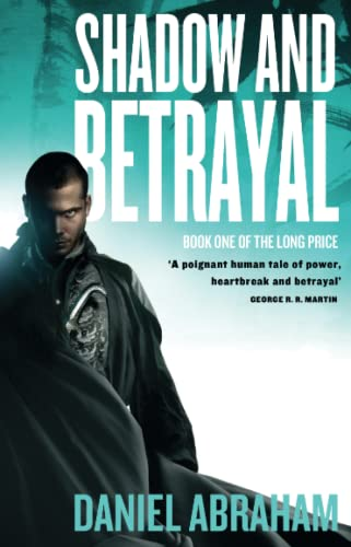Shadow and Betrayal, UK cover
