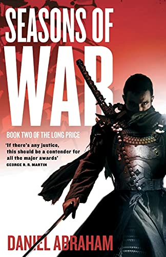 Seasons of War, UK cover