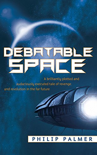 Debatable Space cover