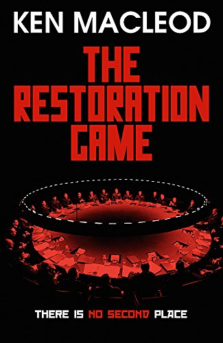 Restoration Game cover