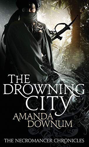 The Drowning City, UK cover
