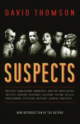 Suspects cover