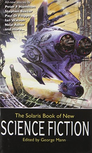 Solaris Book of New SF cover