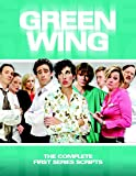 Green Wing - The Complete First Series Scripts (Book)
