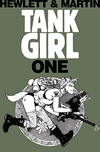 Tank Girl 1 (Remastered Edition)