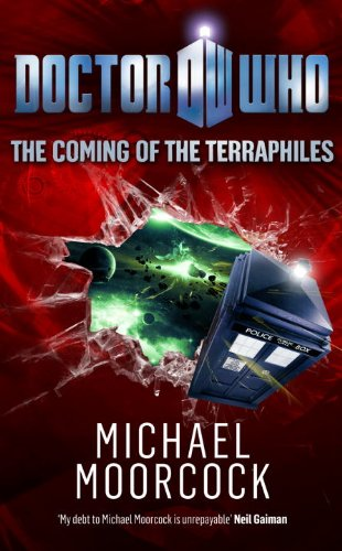 Coming of the Terraphiles cover