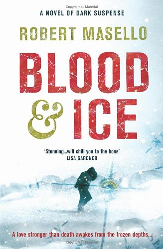 Blood and Ice, UK cover