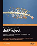 couverture du livre Project Management with dotProject