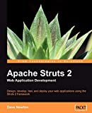 couverture du livre 'Apache Struts 2 - Web Application Development'