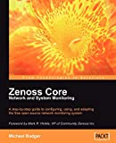 couverture du livre Zenoss Core Network and System Monitoring