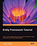 couverture du livre Entity Framework Tutorial