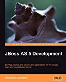 couverture du livre 'JBoss AS 5 Development'