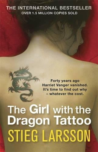Stieg Larsson - The Girl with the Dragon Tattoo (Millennium Trilogy 1)
