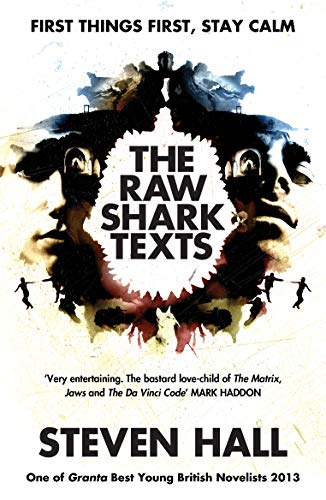 Raw Shark Texts, UK cover