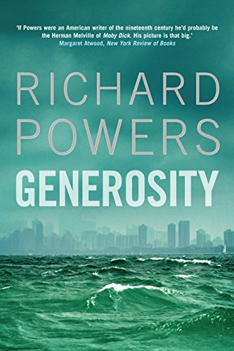 Generosity UK cover