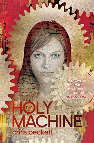 The Holy Machine UK cover