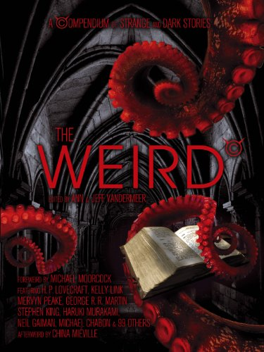 The Weird UK cover