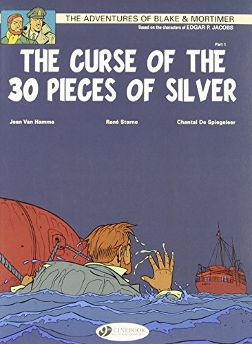 Blake & Mortimer - tome 13 The curse of the 30 pieces (13)