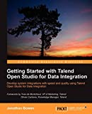 couverture du livre Getting Started with Talend Open Studio for Data Integration