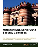 couverture du livre Microsoft SQL Server 2012 Security Cookbook 