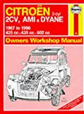 CITROEN Ami 8 automotive repair manual