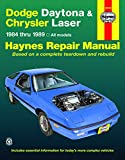 CHRYSLER Laser automotive repair manual