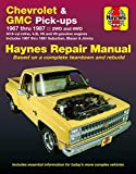 GMC Suburban automotive repair manual