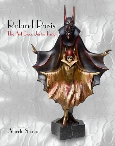 Roland Paris : the art deco Jester King