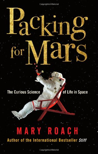 Image result for packing for mars book cover