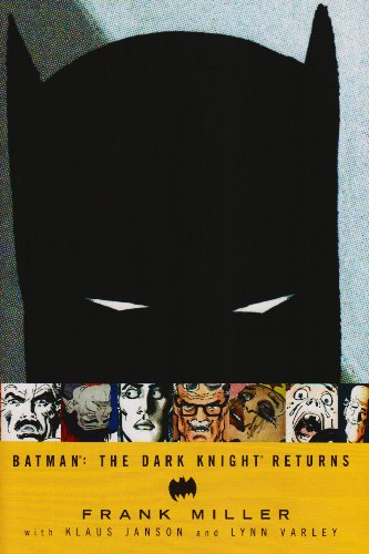 Frank Miller,Klaus Janson, Batman: Dark Knight Returns (Batman)