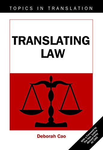Translating Law PDF Books