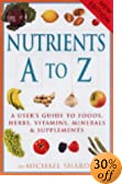 Amazon book - Nutrients A to Z