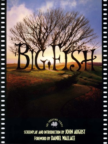 Big fish by tim burton book review for Big fish book