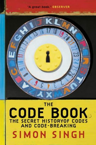Simon Singh, The Code Book: The Secret History of Codes and Code-breaking