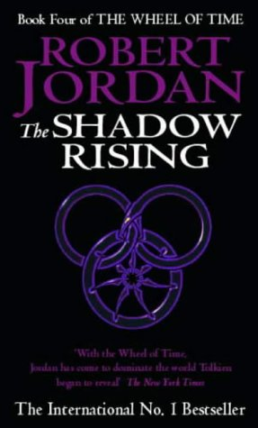 Robert Jordan, The Shadow Rising (Wheel of Time)