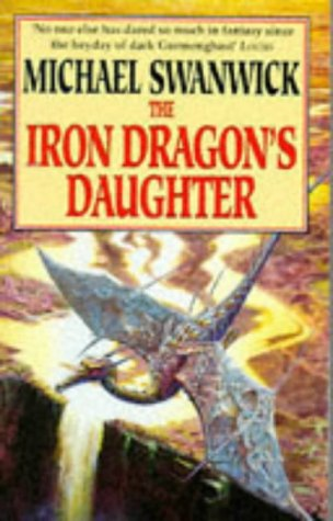 Cover of The Iron Dragon's Daughter
