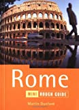 Martin Dunford, Rome: The Mini Rough Guide (Miniguides S.)