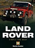 ROVER Land Rover Book