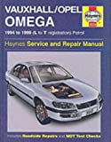 OPEL Omega automotive repair manual