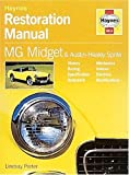 MG Midget Mark I Book