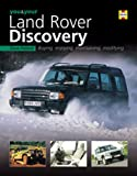 LAND ROVER Discovery automotive repair manual