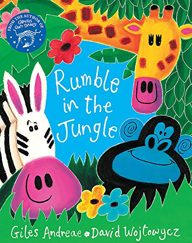 Giles Andreae & David Wojtowycz, Rumble in the Jungle