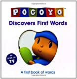 Pocoyo Discovers First Words: A First Book of Words