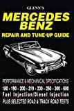 MERCEDES 180 automotive repair manual