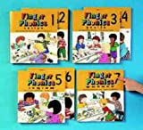 Finger Phonics: Books 1-7 (Jolly Phonics)