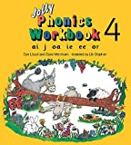 Jolly Phonics Workbook: ai, j, oa, ie, ee, or