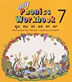 Jolly Phonics Workbook: qu, ou, oi, ue, er, ar